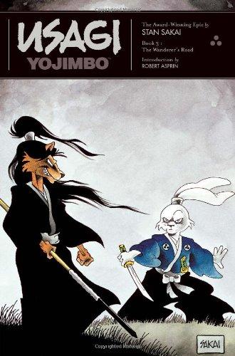 The Wanderer's Road (Usagi Yojimbo) PDF