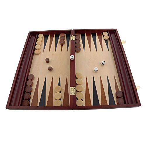 Aquamarine Games - Backgammon profesional (Compudid CP021)