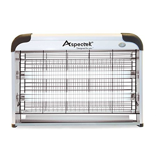Aspectek Electronic Indoor Insect Killer, Bug Zapper, Fly Zapper, Mosquitto Killer, 20W UV Bulbs