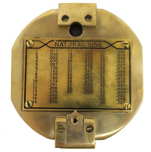 "3"" Brunton Style Compass w/Box - Navigational Instrument 2"