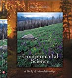 Environmental Science: A Study of Interrelationships w/OLC password code card (0072487496) by Enger, Eldon