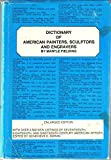 img - for Dictionary of American Painters, Sculptors and Engravers book / textbook / text book