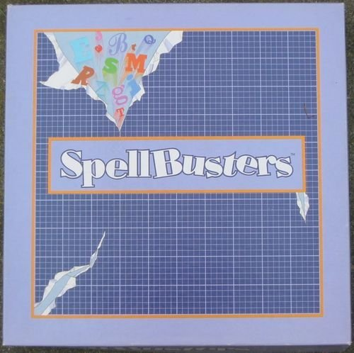 SpellBusters Board Game