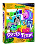 Crayola Party Time