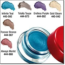 Avon Extra Lasting Eye Shadow Ink Endless Purple