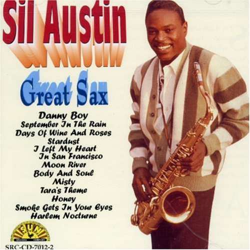 Sil Austin - Great Sax - Zortam Music