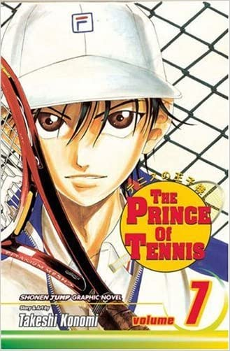The Prince of Tennis, Vol. 7: St. Rudolph's Best written by Takeshi Konomi