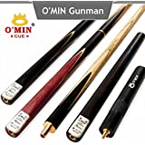 147 SNOOKER AND POOL CUE BY OMIN (GUNMAN)