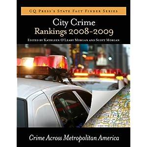 city crime rankings  2008