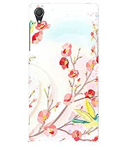 Doyen Creations Printed Back Cover For Sony Xperia Z2