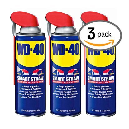 WD-40 12oz. Aerosol Can with Smart Straw (3-Pack) (Aerosol Can Straw compare prices)
