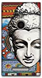 The Racoon Lean Buddhist Tapestry hard plastic printed back case / cover for Nokia Lumia 925