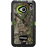 OtterBox Defender Series Case for HTC One - Retail Packaging - Realtree Camo - Xtra Green (fits only HTC ONE model M7)