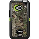 OtterBox Defender Series Case for HTC One - Retail Packaging - Realtree Camo - Xtra Green