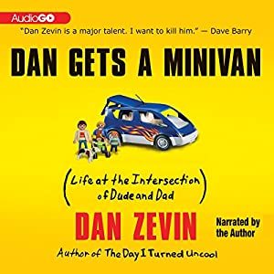 Dan Gets a Minivan Audiobook