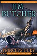 Princeps' Fury (Codex Alera) by Jim Butcher cover image