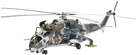 Revell - 64839 - Maquette - Model Set Mil Mi-24V Hind E