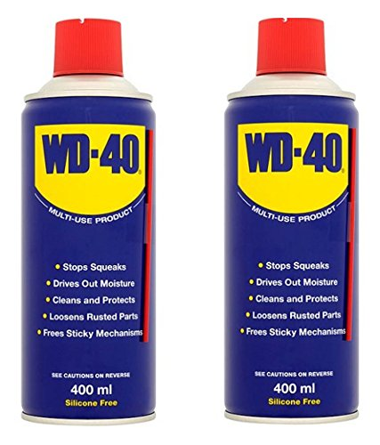 wd 40 multi use product spray double saving 400 ml with straw pack of 2 available at amazon for. Black Bedroom Furniture Sets. Home Design Ideas