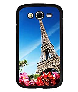 printtech Paris Tower View Back Case Cover for Samsung Galaxy Grand Neo::Samsung Galaxy Grand Neo i9060