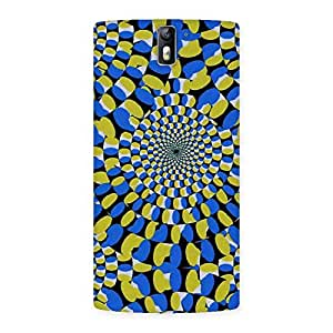 Cute Classic Illusion Back Case Cover for One Plus One