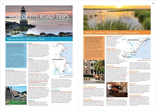 Rand McNally Gift Road Atlas (Rand Mcnally Road Atlas United States/ Canada/Mexico (Gift Edition))