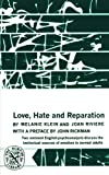 img - for Love, Hate and Reparation book / textbook / text book