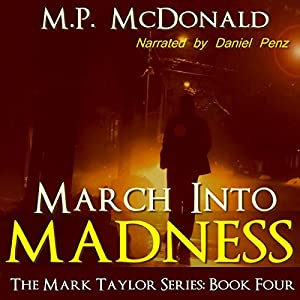 March into Madness Audiobook