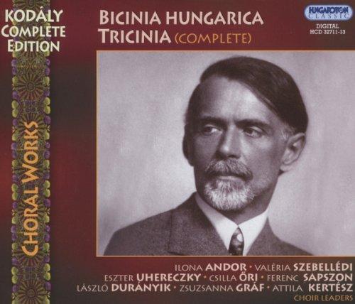 Bicinia Hungarica/Tricinia Picture