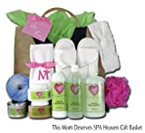 Gifts for Moms - SPA Gift Basket (SLIPPER SIZE - SMALL)