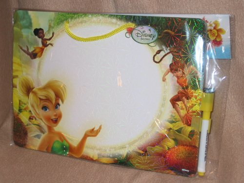 Disney Fairies and Tinkerbell Dry Erase Board