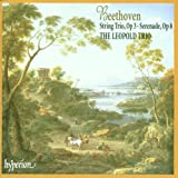 Beethoven: Serenade in D Major Op. 8; Trio in E-flat Major Op. 3 - The Leopold Trio