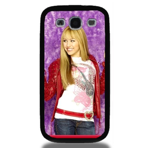 Disney Channel Hannah Montana Case Cover for Samsung Galaxy S III S3