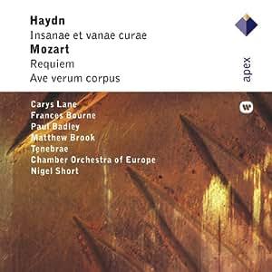 Insanae Et Vanae Curae / Requiem & Ave Verum