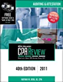 img - for Bisk CPA Review: Auditing & Attestation, 40th Edition (CPA Comprehensive Exam Review- Auditing and Attestation) book / textbook / text book