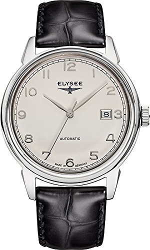 ELYSEE Made in Germany Vintage Master Men's 40mm Automatic Date Watch 80545