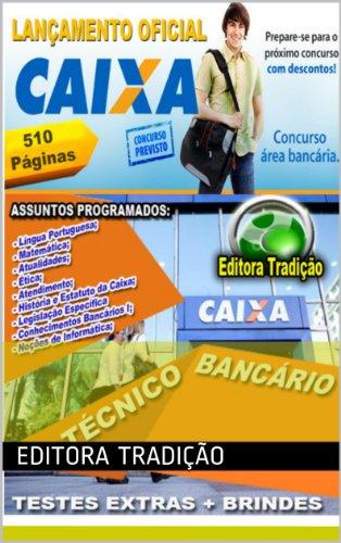 concurso-caixa-economica-federal-2014-versao-completa-portuguese-edition