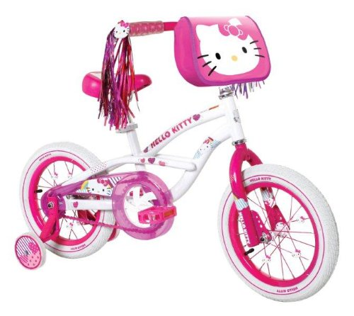 Dynacraft Girl's Hello Kitty Bike