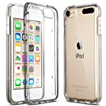 iPod Touch 5/6th Case,ULAK CLEAR SLIM...