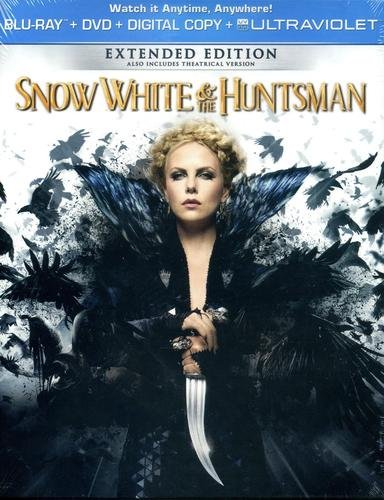 Snow White and the Huntsman Limited Collectible Character Edition Blu-ray / DVD / Digital Copy / Ultraviolet /
