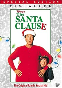 Cover of &quot;The Santa Clause (Widescreen Sp...