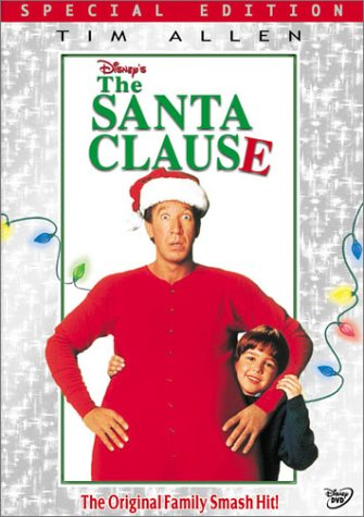 Cover art for  The Santa Clause (Widescreen Special Edition)