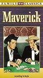 Maverick:According to Hoyle [VHS]