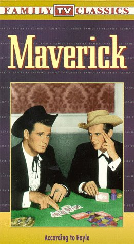 Maverick: According to Hoyle [VHS]