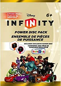 """Disney Infinity EXCLUSIVE SERIES 2 Power Disc Pack [GOLD Pack] LAST 4 DIGITS OF BARCODE SAY """"3980"""""""