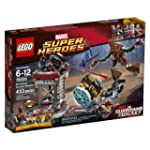 LEGO Superheroes Knowhere Mission Building