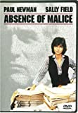 Cover art for  Absence of Malice