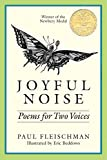 img - for Joyful Noise: Poems for Two Voices book / textbook / text book