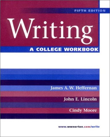 A College Workbook: for Writing, Fifth Edition