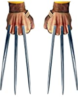 Wolverine Origins Adamantium Adult Claws Size One-Size by Disguise Costumes