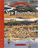 New Beginnings: Jamestown and the Virginia Colony 1607-1699 (Crossroads America)
